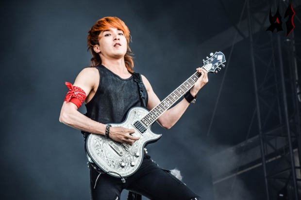 Donwload 2018 – Day 2 - Crossfaith 7