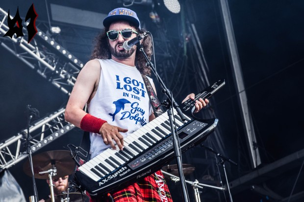 Donwload 2018 – Day 1 - Alestorm 14