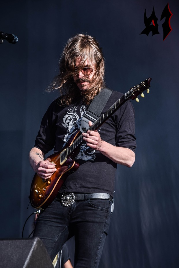 Donwload 2018 – Day 1 - Opeth 10