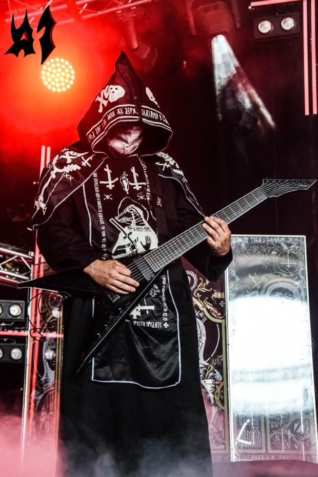 Hellfest 2018 – Day 3 - Batushka 11