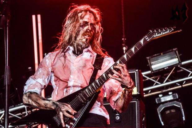 Hellfest - Jour 2 - Misþyrming 2