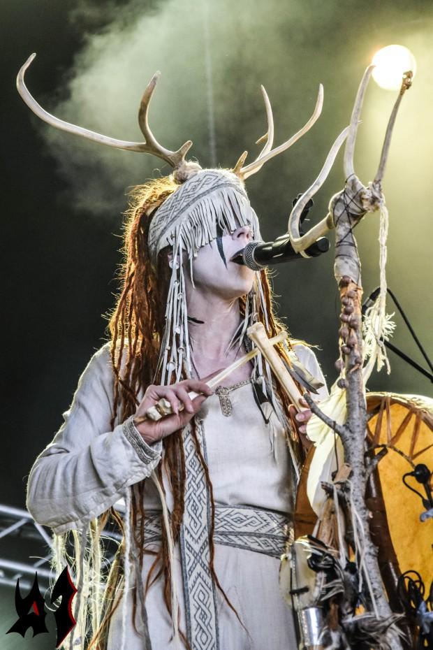 Hellfest - Jour 2 - Heilung 10