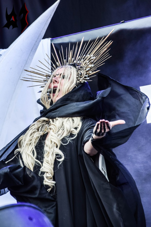 Hellfest - Day 3 - In This Moment 7