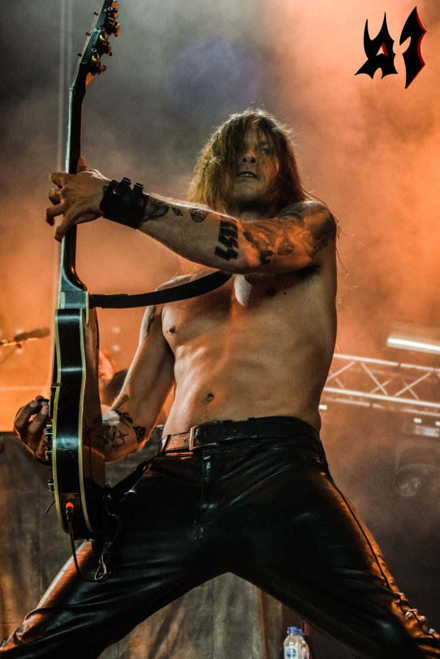 Hellfest - Jour 2 - Enslaved 6