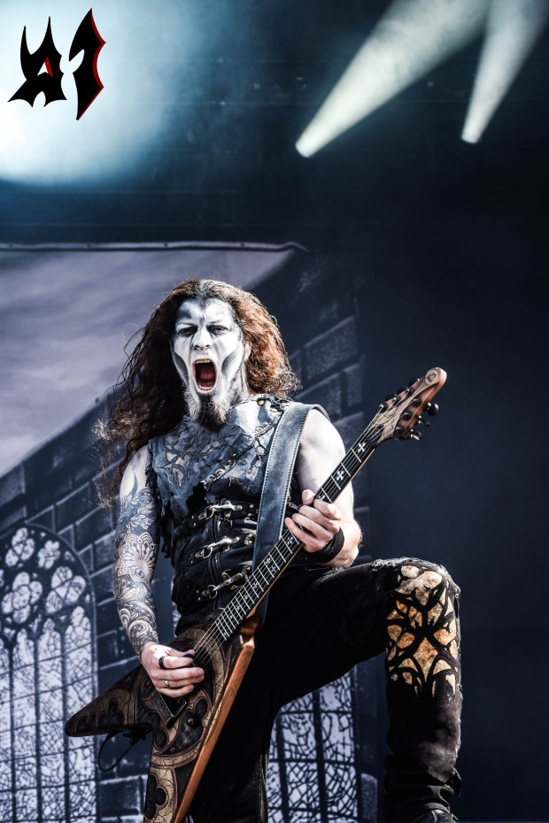 Donwload 2018 – Day 1 - Powerwolf 8