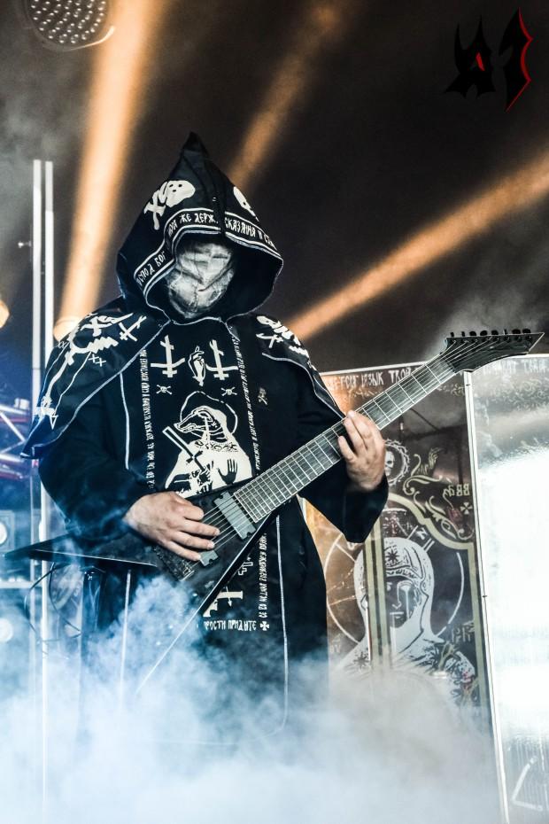 Hellfest 2018 – Day 3 - Batushka 13