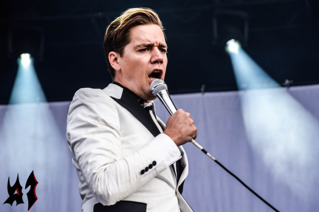 Donwload 2018 – Day 3 - The Hives 9