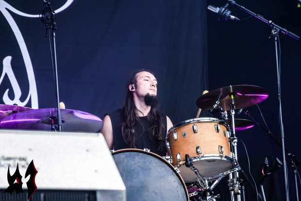 Donwload 2018 – Day 2 - Alcest 13