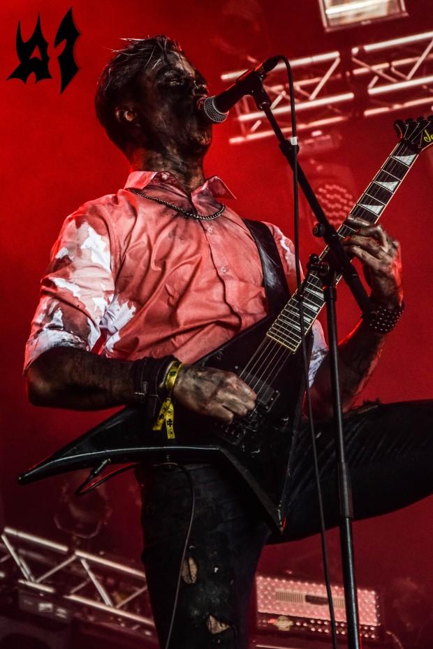 Hellfest - Jour 2 - Misþyrming 10