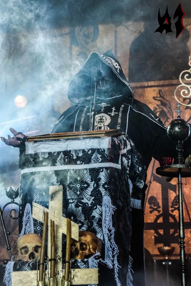 Hellfest 2018 – Day 3 - Batushka 15