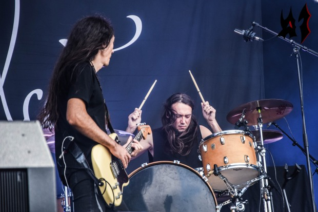 Donwload 2018 – Day 2 - Alcest 16