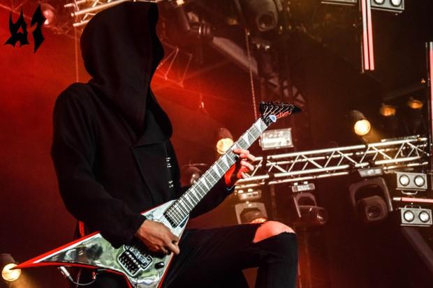 Hellfest - Jour 3 - Au Dessus 8
