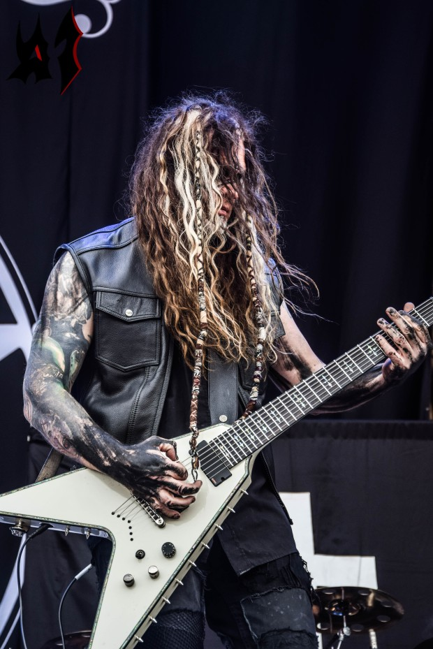 Hellfest - Day 3 - In This Moment 11