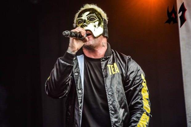 Donwload 2018 – Day 2 - Hollywood Undead 9