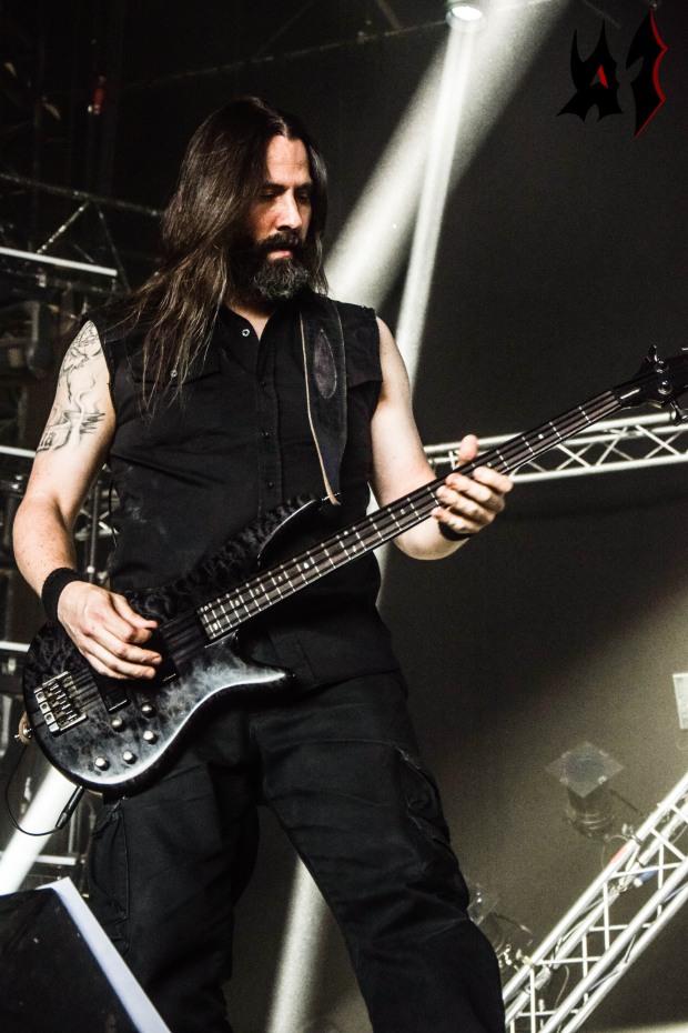 Hellfest - Jour 2 - Kataklysm 6