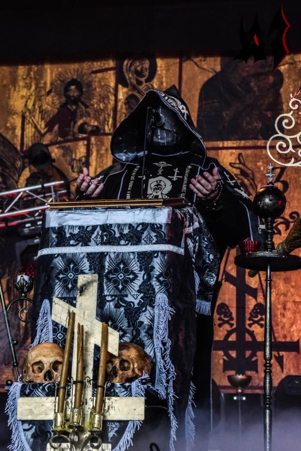 Hellfest 2018 – Day 3 - Batushka 16