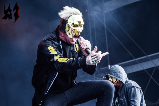Donwload 2018 – Day 2 - Hollywood Undead 11