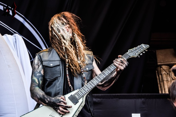 Hellfest - Day 3 - In This Moment 12