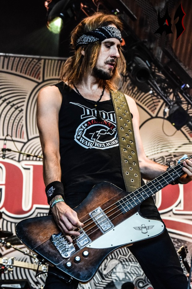 Hellfest 2018 – Day 3 - Amorphis 14