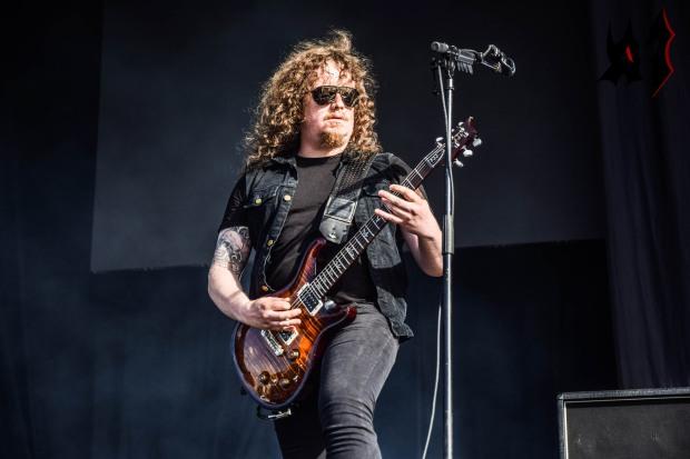 Donwload 2018 – Day 1 - Opeth 14