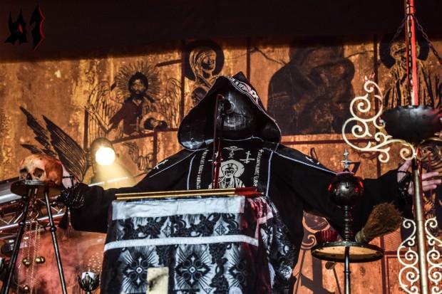 Hellfest 2018 – Day 3 - Batushka 17