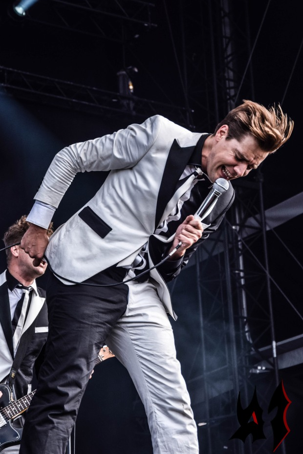 Donwload 2018 – Day 3 - The Hives 20