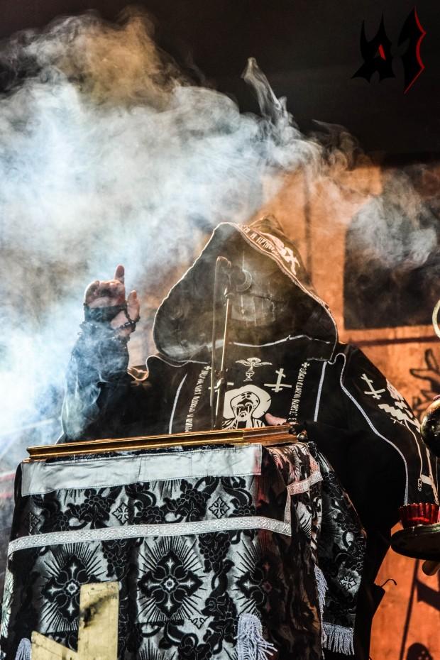 Hellfest 2018 – Day 3 - Batushka 19