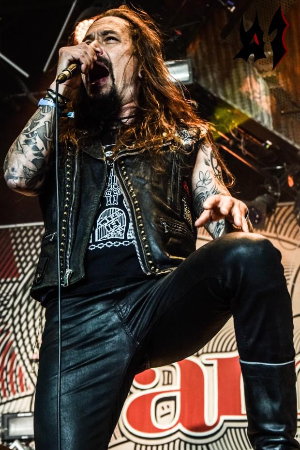 Hellfest 2018 – Day 3 - Amorphis 16