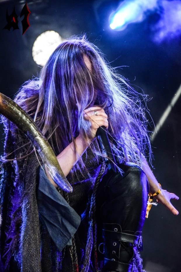 Hellfest - Jour 2 - Arkona 12
