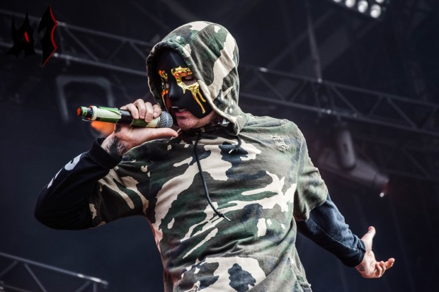 Donwload 2018 – Day 2 - Hollywood Undead 15
