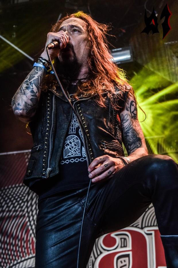 Hellfest 2018 – Day 3 - Amorphis 18