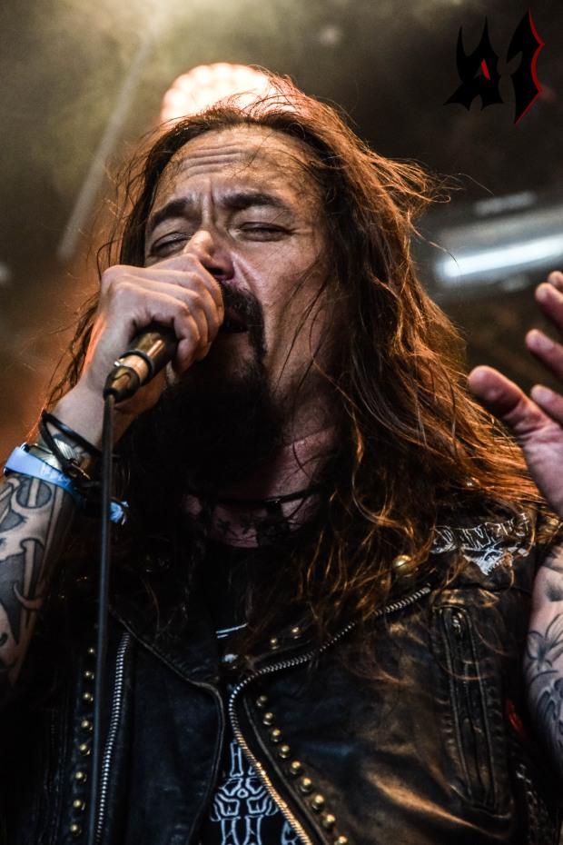 Hellfest 2018 – Day 3 - Amorphis 19