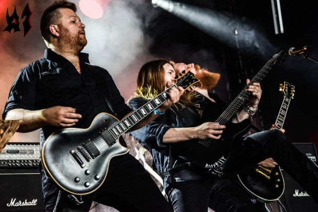 Hellfest 2018 – Day 3 - Manegarm 19
