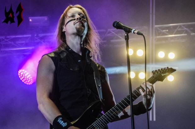 Hellfest 2018 – Day 3 - Ensiferum 4
