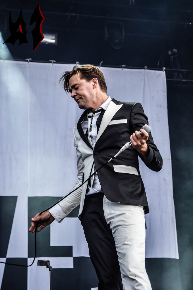 Donwload 2018 – Day 3 - The Hives 23