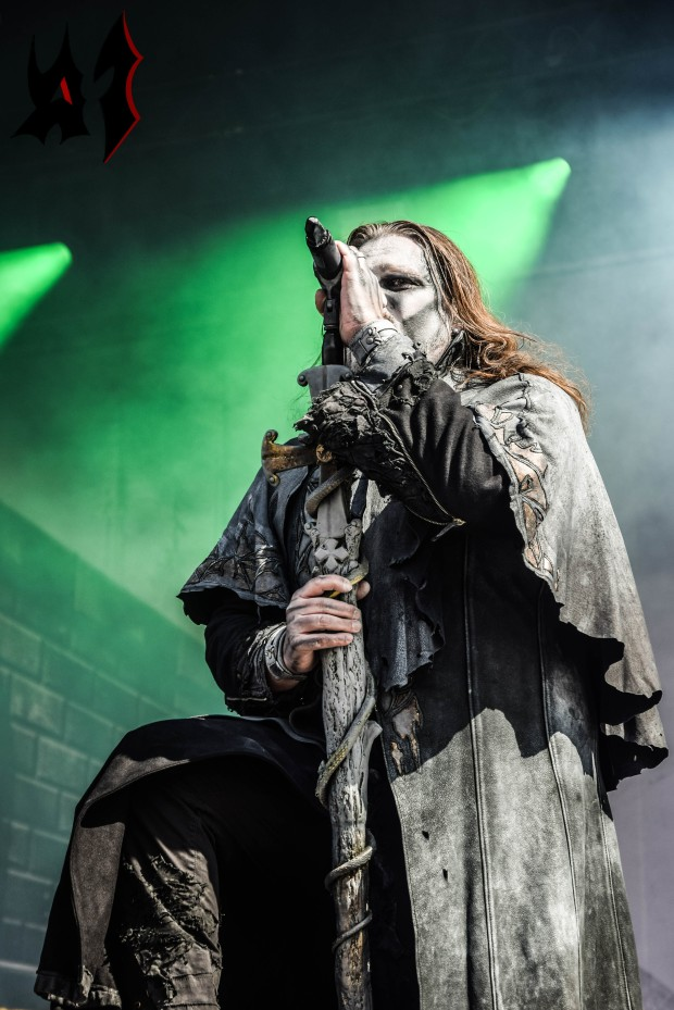 Donwload 2018 – Day 1 - Powerwolf 17