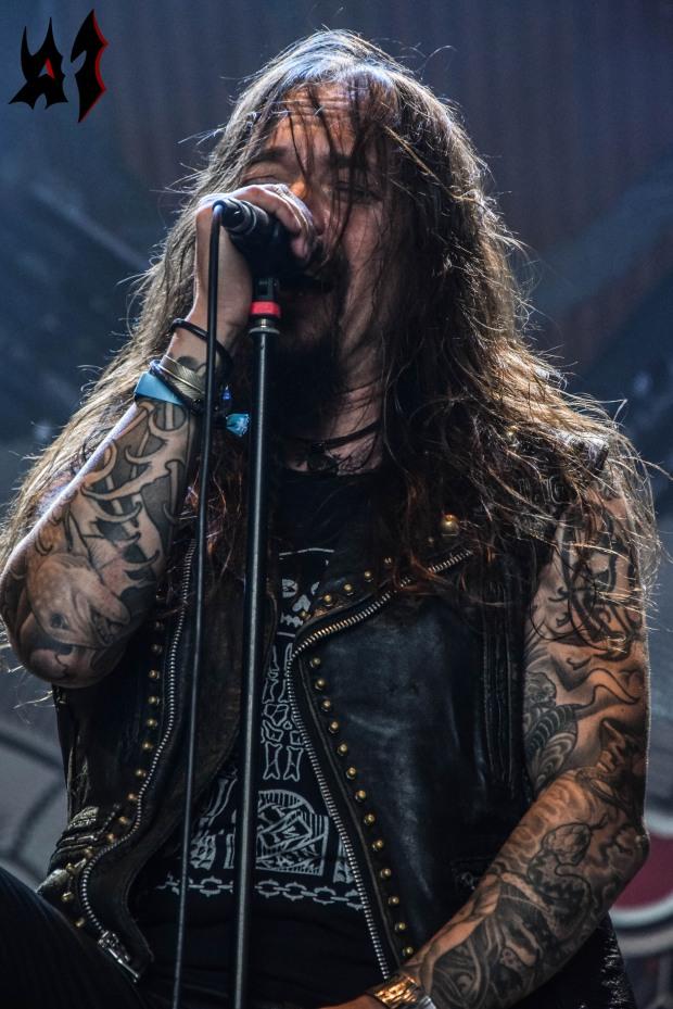 Hellfest 2018 – Day 3 - Amorphis 22