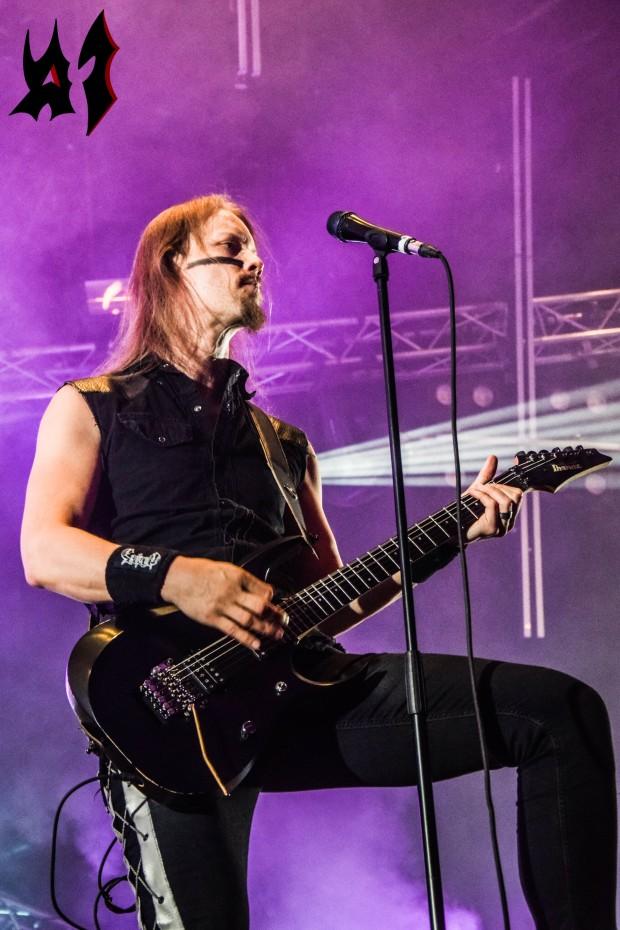 Hellfest 2018 – Day 3 - Ensiferum 12