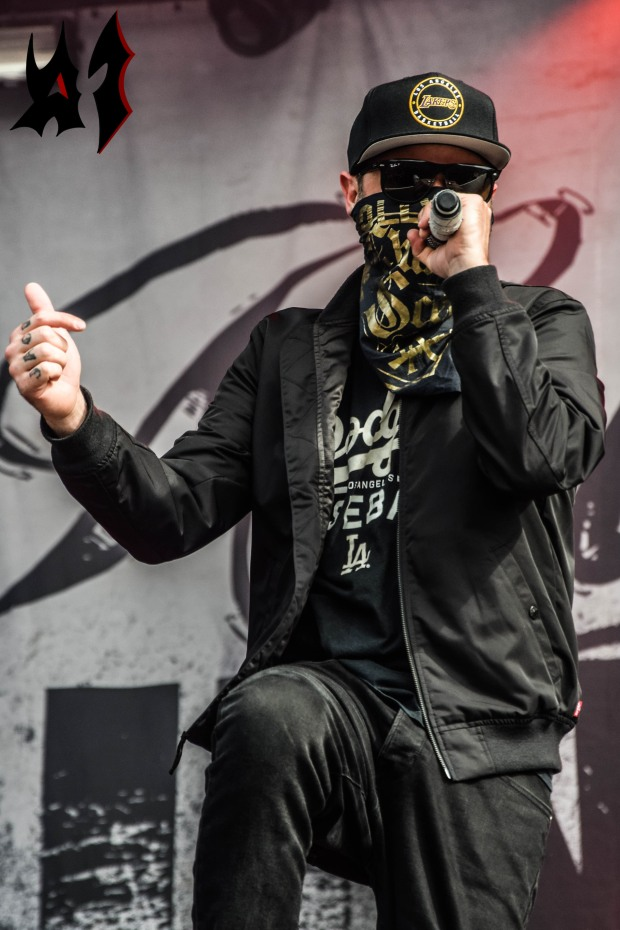 Donwload 2018 – Day 2 - Hollywood Undead 22