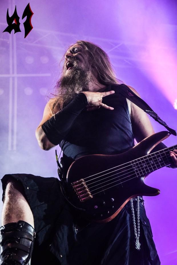 Hellfest 2018 – Day 3 - Ensiferum 13