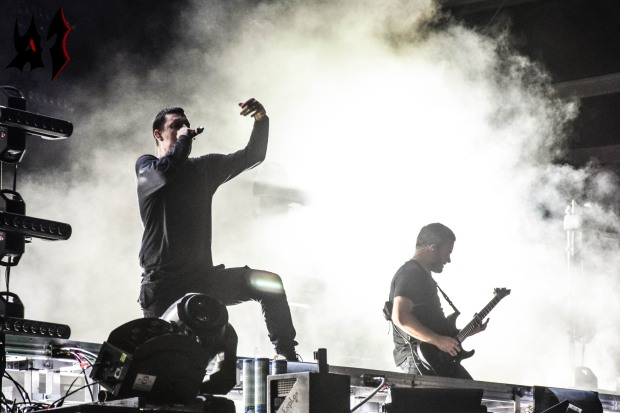 Hellfest - Jour 2 - Parkway Drive 3