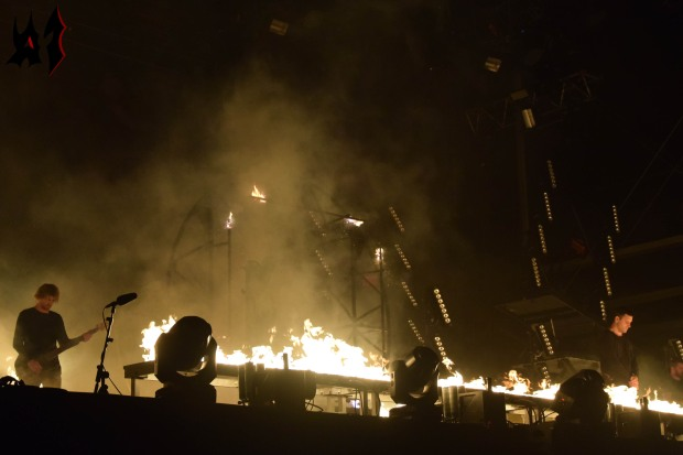 Hellfest - Jour 2 - Parkway Drive 5