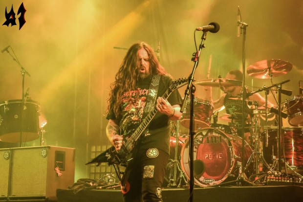 Motocultor 2018 – Day 3 - Sepultura 1