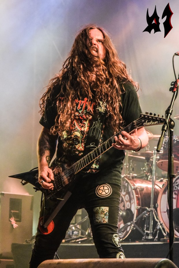 Motocultor 2018 – Day 3 - Sepultura 4