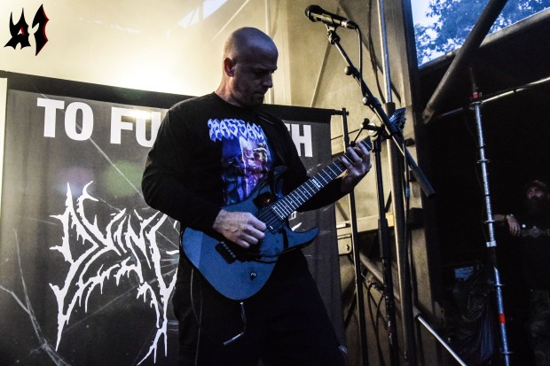 Motocultor 2018 – Day 3 - Dying Fetus 3