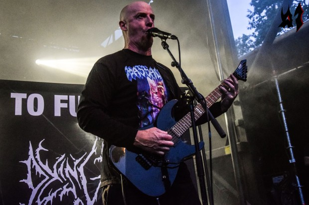 Motocultor 2018 – Day 3 - Dying Fetus 5