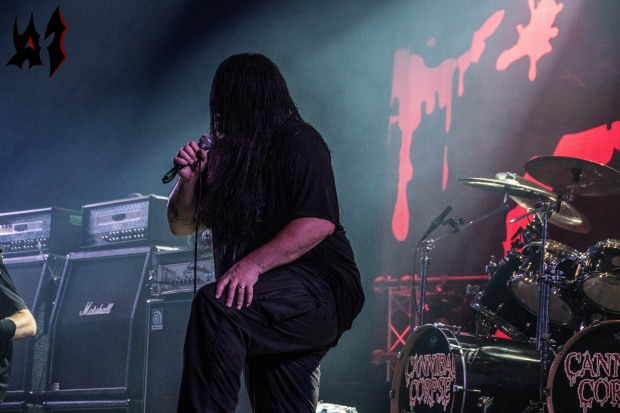Motocultor 2018 – Day 2 - Cannibal Corpse 2