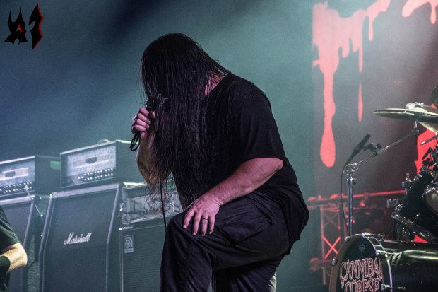 Motocultor 2018 – Day 2 - Cannibal Corpse 3