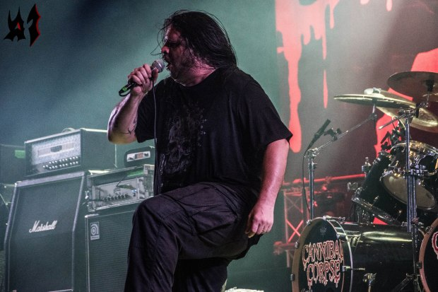 Motocultor 2018 – Day 2 - Cannibal Corpse 4