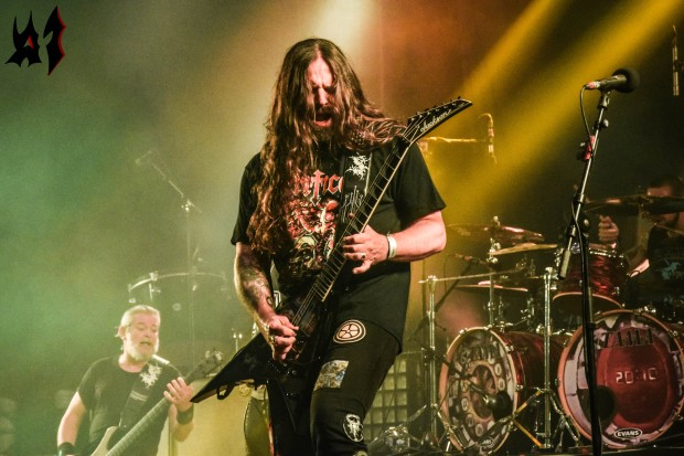 Motocultor 2018 – Day 3 - Sepultura 8